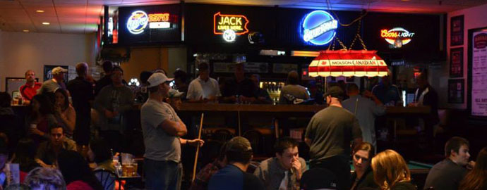 the arena bar grill state college pa sports and. Black Bedroom Furniture Sets. Home Design Ideas
